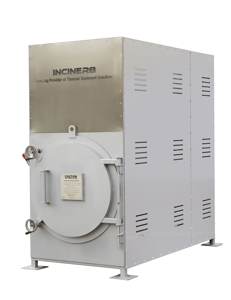 65Kg/Hr Medical Waste Incinerator
